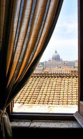 在罗马,意大利梵蒂冈