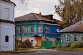 村莊。俄羅斯。科斯特羅馬