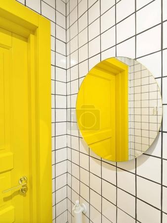 Loft 风格的厕所
