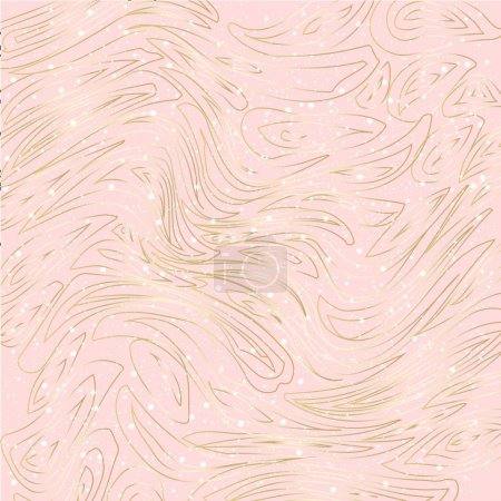 金波浪线背景, 波浪大理石背景的抽象艺术