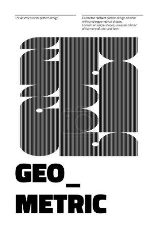 瑞士设计风格矢量贴纸模板_高清图片_邑石网