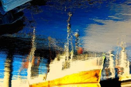 挪威船水背景思考