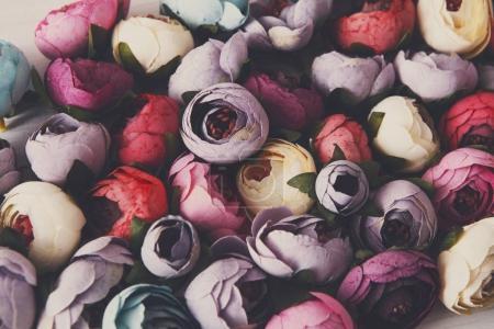 美丽的人造花卉品种