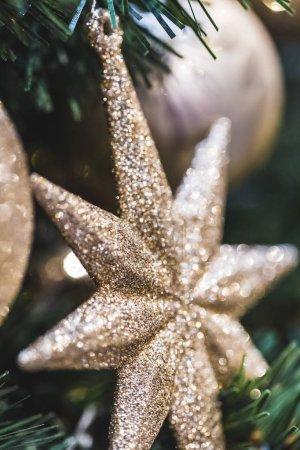 圣诞树上的装饰
