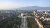 Ndk 国家文化宫鸟瞰图, 保加利亚索非亚