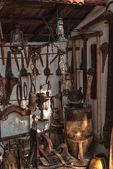許多古老的中世紀工具